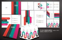 时尚画册板式设计