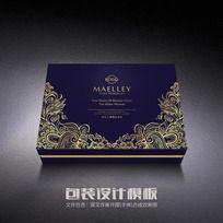 化妆品包装盒设计 CDR