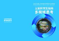政府转型发展报告书封面