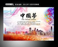 辉煌中国梦展板