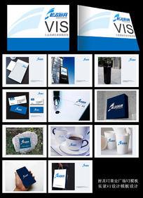 企业实用VI系统模板设计
