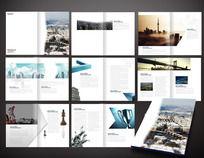 建筑企业形象画册