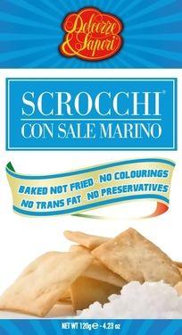 意大利进口海盐饼干包装