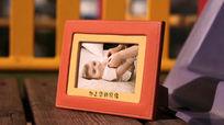 六一儿童节快乐童年宝宝相册AE模板