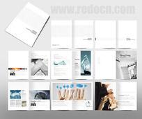 建筑企业形象宣传册
