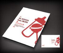 医疗器械产品画册封面