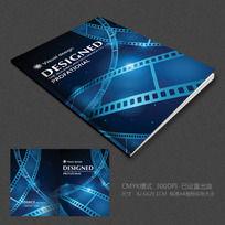 影视媒体画册封面设计