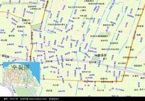 慈溪地图cdr地图格式