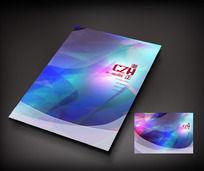 梦幻科技艺术封面