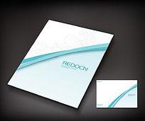 建筑设计宣传册封面设计