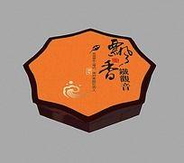 茶叶礼盒PSD分层模板