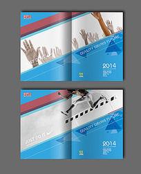 企业文化画册封面设计