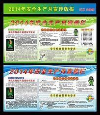 2014安全生产板报