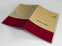 中国风画册封面设计PSD
