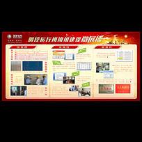 国家电网企业文化建设展板设计