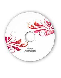 花纹dvd光盘封面