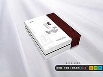 中国风茶叶包装设计 CDR