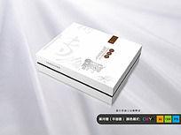 中药茶礼盒包装