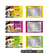 水饺袋子包装设计