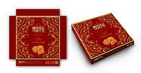 中秋月饼传统包装设计