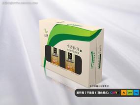 小麦胚芽饮品包装