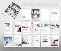 大气商业画册