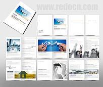 建筑公司画册素材