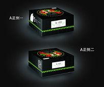 黑茶包装设计