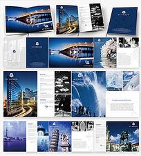 国外旅游画册设计