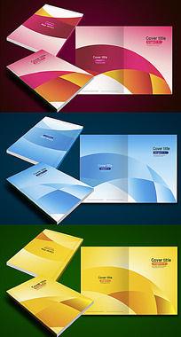 三色炫彩科技封面