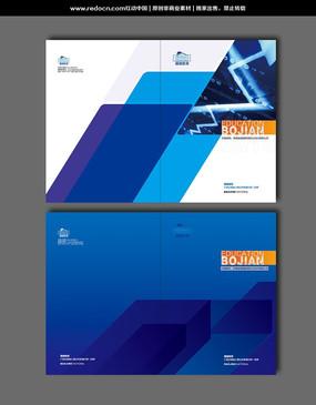 电子高科技封面设计