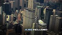 城市旅游宣传通用AE模板
