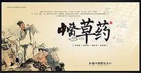 中草药中医宣传海报
