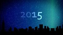 2015羊年新年AE模板