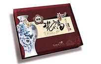 中国风青花瓷月饼包装设计