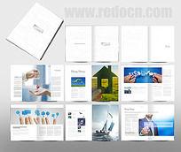 现代商业画册设计