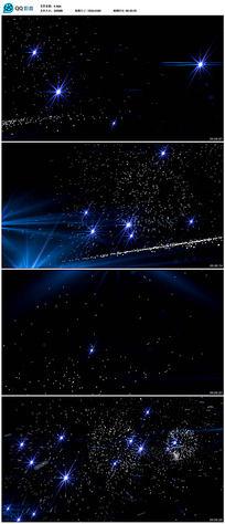 蓝色光线动态视频 mov