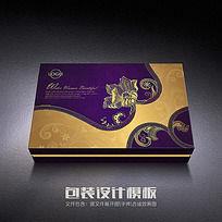 传统花纹包装设计