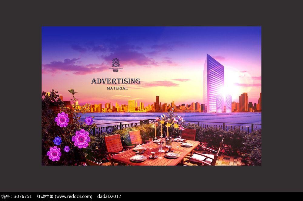 广告别墅v广告地产_海报设计/宣传单/广告牌图滨湖区别墅无锡二手图片