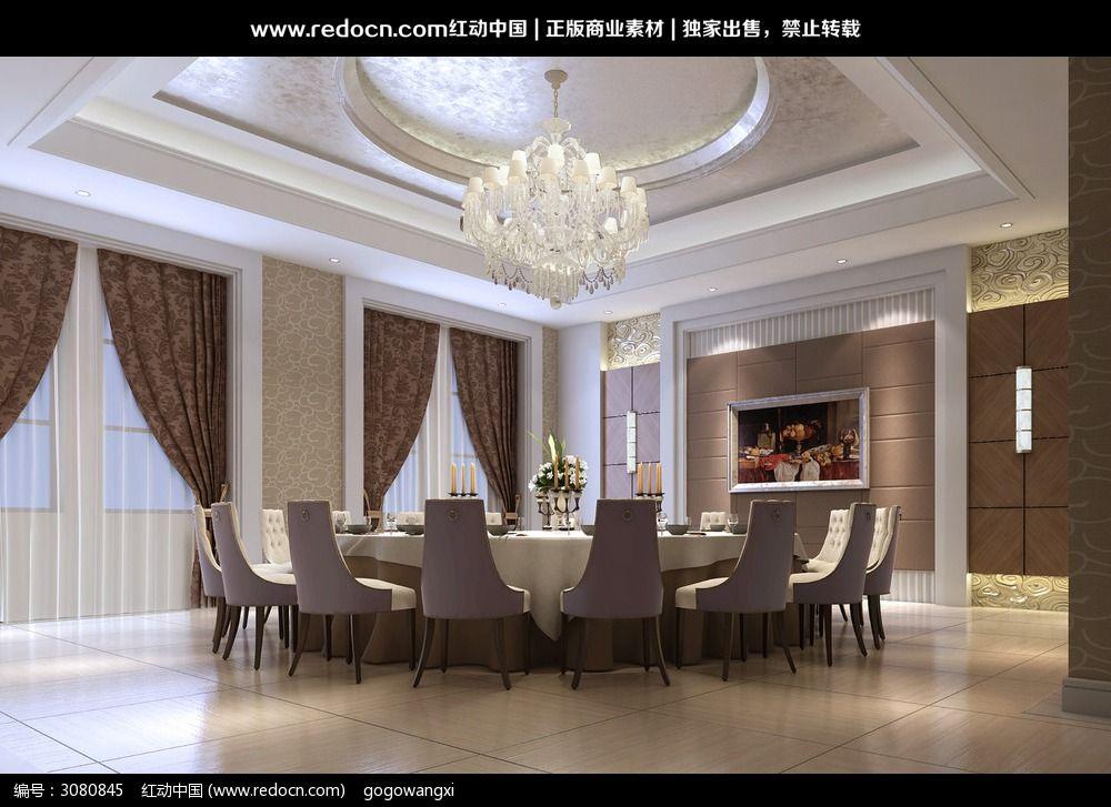 标签:酒店 包间 室内 3d效果图 3D模型 豪华装修 现代风 欧美风格-6款高清图片