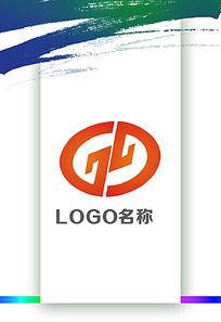 电子企业LOGO设计