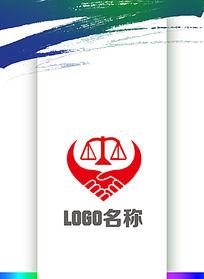法律行业LOGO设计