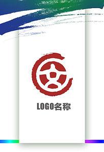 文字餐厅LOGO设计