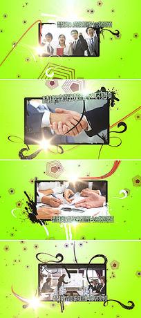企业宣传ae模板