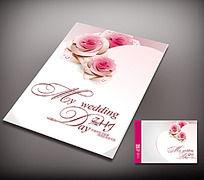 玫瑰花商业封面