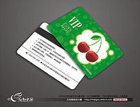 水果店会员VIP卡 CDR