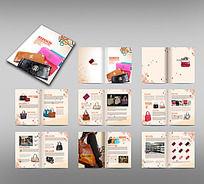 经典时尚包画册设计