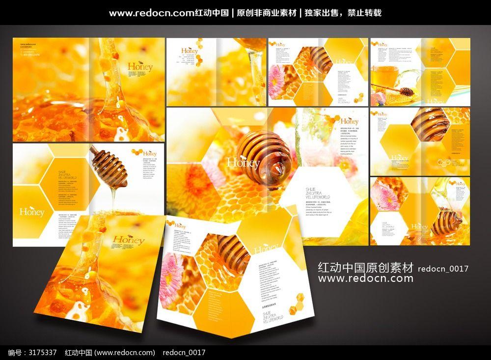 蜂蜜画册图片