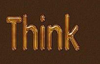 think×ÖÌåÉè¼Æ