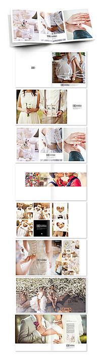 完美婚礼婚庆宣传画册